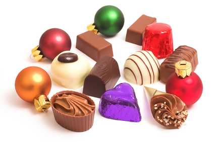 christmaschocolates