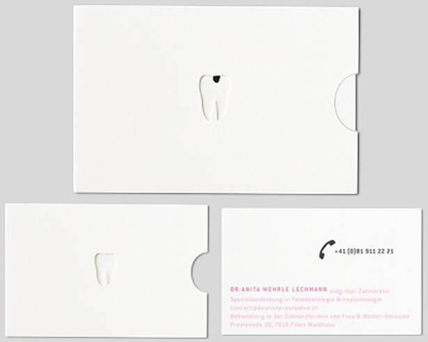 contoh kartu nama perusahaan 7