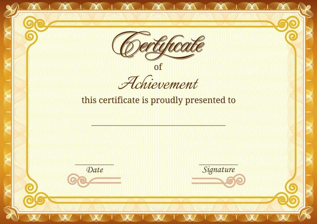Certificates In Word Simple Teacher Appreciation Certificate For