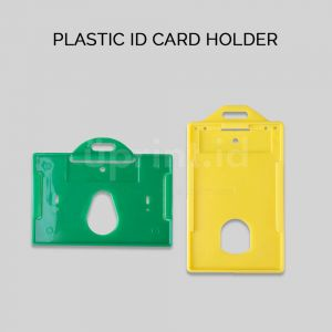 Card Case Plastic Holder