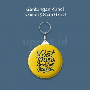Gantungan Kunci 5.8 cm