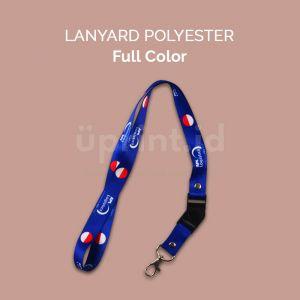 Lanyard Polyester + Stopper