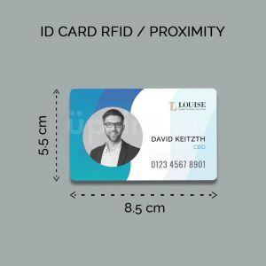 ID Card Rf Id Proximity - Premium