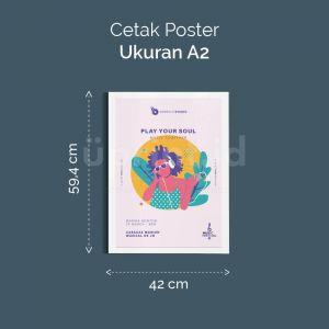 Poster - A2 (Cetak Offset)