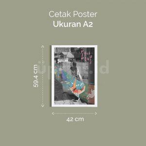 Poster Premium - A2