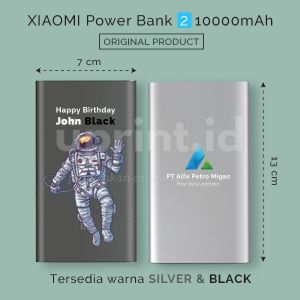 Xiaomi Power Bank 2 10.000 mAH