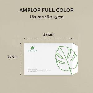 Amplop Straight Flap - Ukuran 16 x 23 cm