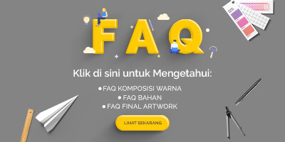 FAQ Uprint.id - Percetakan online indonesia